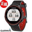 ガーミン GARMIN フォーアスリート235J ForeAthlete235J Black Red スマートウォッチ ウェアラブル端末 腕時計 メンズ レディース 010-03717-6H