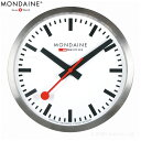 MONDAINE モンディーン ウォールクロック Wall Clock A990.CLOCK.16S...