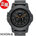 ニクソン NIXON ミッションSS MISSION SS スマートウォッチ 腕時計 メンズ/レディース ブラック NA1216000-00