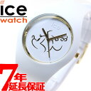 アイスウォッチ ICE-Watch 10周年企画 ディズニー 腕時計 メンズ レディース ミスターアンドミス ミニー ホワイト ミディアムサイズ 01..