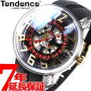 テンデンス Tendence 腕時計 メンズ/レディース キングドーム King Dome ブラックジャック TY023005【2017 新作】【あす楽対応】【即納可】
