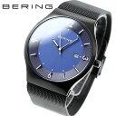 ベーリング BERING ソーラー 腕時計 メンズ 14440-227
