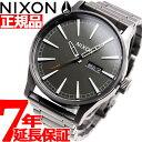 ニクソン NIXON セントリーSS SENTRY SS 腕時計 メンズ オールガンメタル/スレート/オレンジ NA3562947-00【2018 新作】