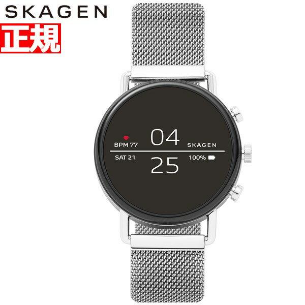 スカーゲン SKAGEN スマートウォッチ ウェアラブル 腕時計 メンズ レディース ファルスター FALSTER 2 SKT5102【2018 新作】