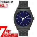 ニクソン NIXON タイムテラー TIME TELLER 腕時計 レディース ALL BLACK / DARK BLUE NA0452668-00【2018 新作】