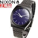 【今だけ!お得な最大1万円OFFクーポン配布中】ニクソン NIXON タイムテラー TIME TELLER 腕時計 レディース ALL BLACK / DARK BLUE NA0452668-00【2018 新作】