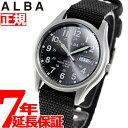 【最大1万円OFFクーポン!24日23時59分まで】セイコー アルバ SEIKO ALBA ソーラー 腕時計 メンズ AEFD557