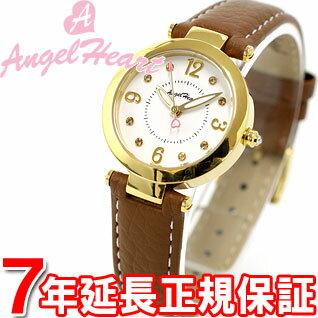 エンジェルハート Angel Heart 時計 レディース 腕時計 ラブタイム Love Time LV26YG-BW【対応】【即納可】 [正規品][送料無料][7年延長正規保証][ラッピング無料] 対応