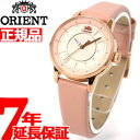 オリエント ORIENT スタイリッシュ&スマート ディスク スモール DISK S 腕時計 レディース 自動巻き WV0031NB