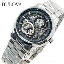 ブローバ BULOVA 腕時計 メンズ 自動巻き メカニカル クラシック CLASSIC 96A20...