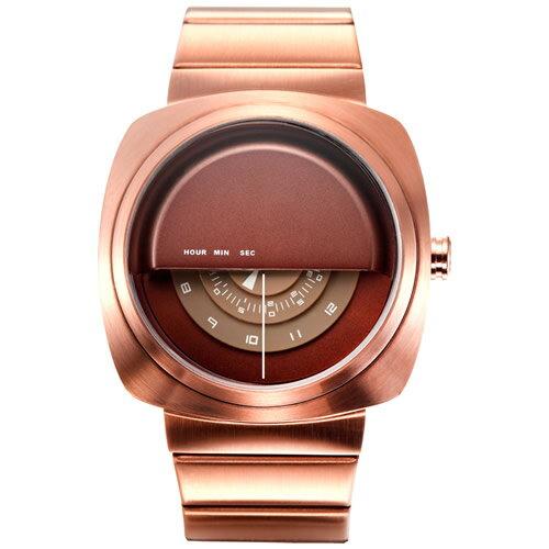 TACS タックス 腕時計 MASK PLAYER-M マスクプレイヤー ローズゴールド TS1204C [正規品][送料無料][ラッピング無料][サイズ調整無料]