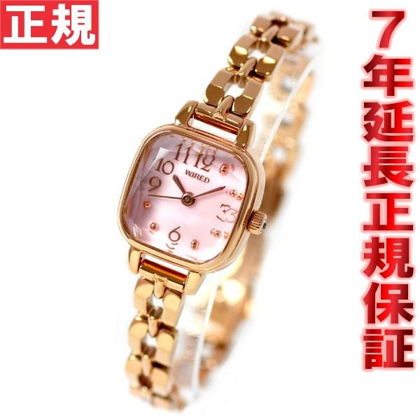セイコー ワイアード エフ SEIKO WIRED f 腕時計 レディース TOKYO GIRLY トーキョーガーリー AGEK417【正規品】【ワイアードエフ AGEK417】