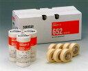 【積水化学工業】 セキスイ 紙粘着テープ 30mm×18m (白) 400巻入り