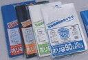 【福助工業】 業務用ポリ袋(ゴミ袋・90L) LD35-90 乳白透明 1ケース200枚入