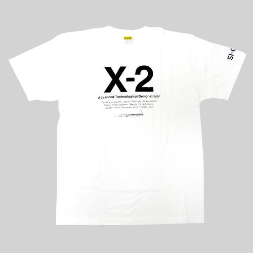 自衛隊グッズ 航空自衛隊 X−2 Tシャツ