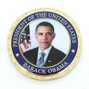 バラク・オバマ 第44代アメリカ合衆国大統領就任記念メダル...