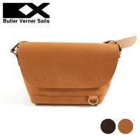 ButlerVernerSails//日本製栃木レザーヌメ革ショルダーバッグ