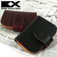 ButlerVernerSails/日本製HORWEENレザーミニウォレット