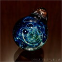 synchronicity glass art(シンクロニシティグラスアート)太田 龍『銀河の渦+ネビュ