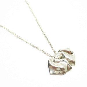 ティファニー Tiffany&Co. ネックレス リボン シルバ