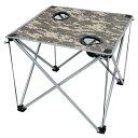 AP 折り畳みテーブル デジタルカモ【工具 DIY】【アストロプロダクツ】