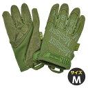 メカニクス MG-60-009 オリジナルグローブ Olive Drab M | ストレッチ素材 MECHANIX