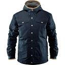 ショッピングブルゾン フェールラーベン メンズ ジャケット&ブルゾン アウター Greenland No. 1 Down Jacket - Men's Night Sky