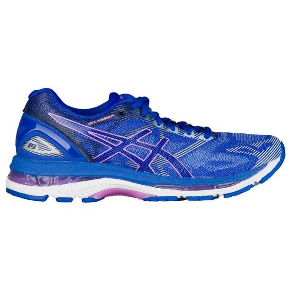 アシックス レディース スニーカー シューズ Women's ASICS GEL-Nimbus 19 Blue Purple/Violet/Airy Blue ASICS レディース シューズ スニーカー Blue Purple/Violet/Airy Blue 全商品無料サイズ交換