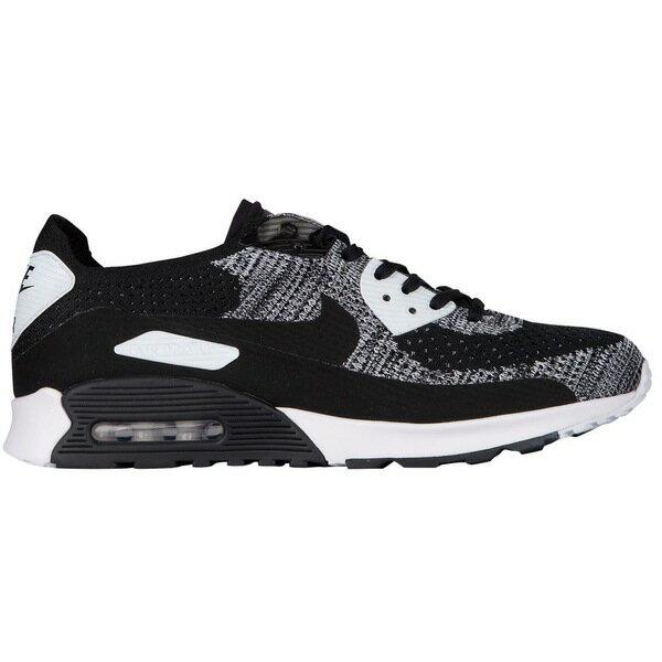 ナイキ レディース ランニング スポーツ Women's Nike Air Max 90 Ultra 2.0 Flyknit Black/Black/White