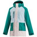 エアブラスター レディース ジャケット&ブルゾン アウター Airblaster Heartbreaker Jacket - Women's Teal Blush