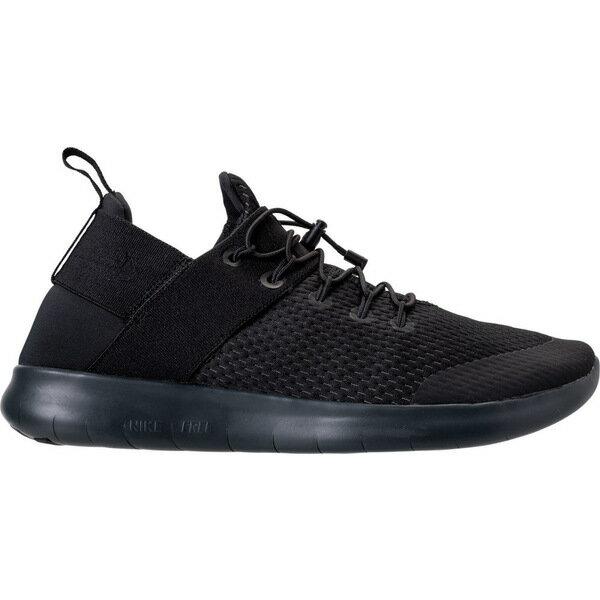 ナイキ レディース スニーカー シューズ Women's Nike Free RN Commuter 2017 Running Shoes Black/Dark Grey/Anthracite NIKE レディース シューズ スニーカー Black/Dark Grey/Anthracite 全商品無料サイズ交換