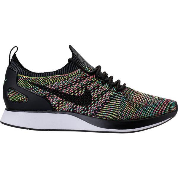 ナイキ レディース スニーカー シューズ Women's Nike Air Zoom Mariah Flyknit Racer Casual Shoes White/Black/Volt/Chlorine Blue NIKE レディース シューズ スニーカー White/Black/Volt/Chlorine Blue 全商品無料サイズ交換