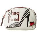 ブライトン レディース 財布 アクセサリー Fashionista Shoe Fund Mini Coin Multi