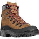ショッピングダナー ダナー メンズ ブーツ&レインブーツ シューズ Danner Men's Crater Rim 6'' Waterproof Hiking Boots Brown