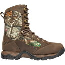 "ダナー メンズ ブーツ&レインブーツ シューズ Danner Men's Pronghorn 8"" Realtree Edge 400g Waterproof Hunting Boots RealTreeEdge"