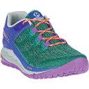 メレル レディース ランニング スポーツ Merrell Women's Antora Shoe Peacock