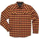 е╧ежещб╝е╓еще╢б╝е║ есеєе║ е╖еуе─ е╚е├е╫е╣ Stockman Stretch Snap Shirt Pilgrim Plaid: Mellow Gold