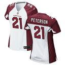 ショッピングゲーム ナイキ レディース ユニフォーム トップス Arizona Cardinals Nike Women's Custom Game Jersey White