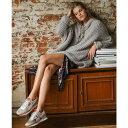 フリーピープル レディース カットソー トップス Oasis Tunic Sweater Silver Glass
