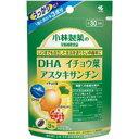 小林製薬 栄養補助食品 DHA+イチョウ葉+アスタキサンチン 90粒/ゆうメール限定送料無料