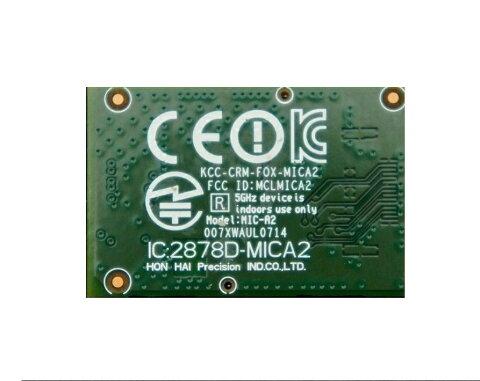 wii u ゲームパッド側 Wi-Fi 無線通信モジュール(IC:2878D-MICA2)【任天堂・本体・game pad】