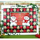 クリスマス・ウェルカムボード型プチギフト【メリーBOX 46個セット(苺チョコ)】