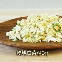 乾燥野菜乾燥白菜(ドライ白菜)(40g)●賞味期限:2018.4.20 乾燥食品のアスザックフーズ