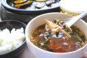 小松菜、ぜんまい、もやし、人参、ねぎ、5種類の野菜が入ったピリ辛チゲスープです!お湯を注いで簡単本格スープの出来上がり♪5種類の野菜入り!フリーズドライで簡単・便利♪野菜のピリ辛チゲスープ(5食入) 10P03Aug09