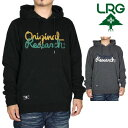 【SALE 40%OFF】LRG エルアールジー パーカー ORIGINAL RESEARCH PULLOVER HOODIE J163020