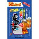 ショッピング麦茶 山本漢方製薬 お徳用 ビタミン麦茶 520g(10gx52)[配送区分_A]