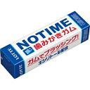 【送料無料】ロッテノータイム歯みがきガム30本 (15本入×2セット)※北海道800円・東北400円の別途送料加算