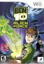 Wii BEN 10 ALIEN FORCE 【北米版】ベン10 エイリアン フォース