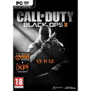 PC CALL OF DUTY: BLACK OPS II 【北米版】