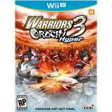 WiiU WARRIORS 3 OROCHI HYPER 【北米版】ウォリアーズ3オロチハイパー